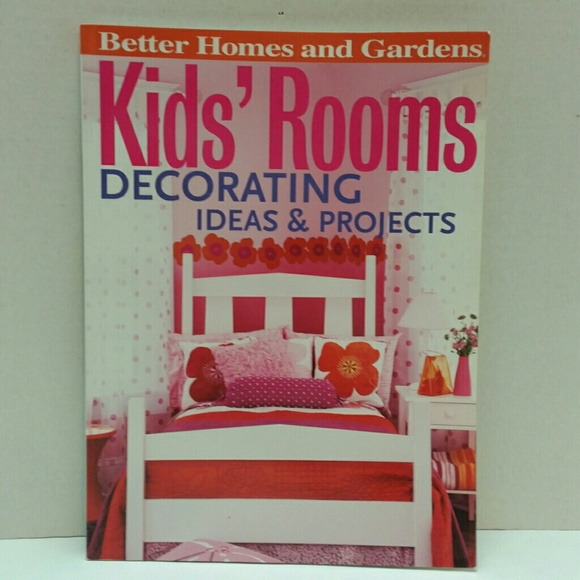 BH&G Kid\'s Rooms Decorating Ideas & Projects